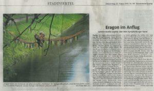 Artikel der Süddeutschen Zeitung